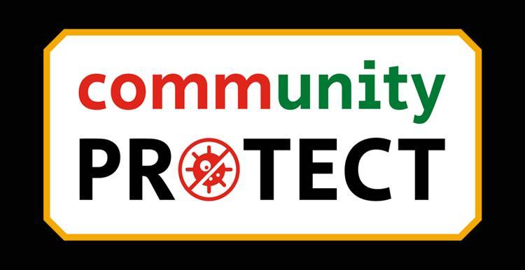 Haringey Community Protect Logo