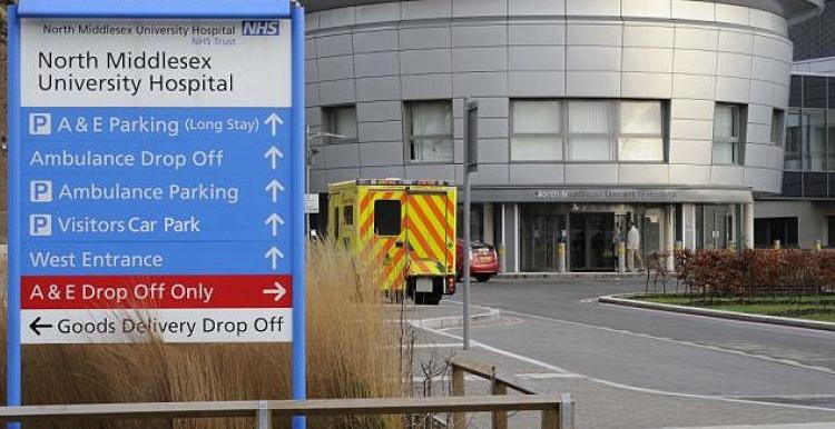 Photo of North Middlesex Hospital
