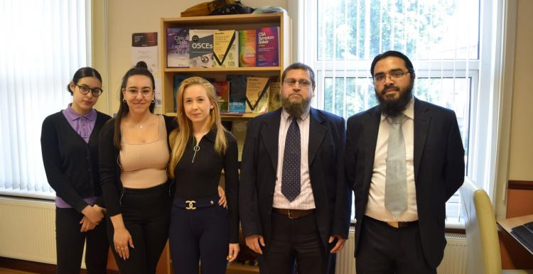 West Green Road Surgery Team